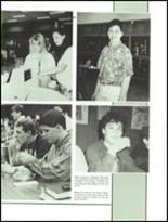 1992 Dublin High School Yearbook Page 56 & 57