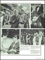 1992 Dublin High School Yearbook Page 90 & 91