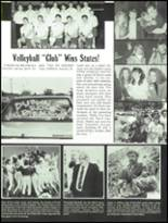 1992 Dublin High School Yearbook Page 138 & 139