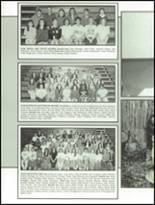 1992 Dublin High School Yearbook Page 218 & 219