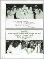 1992 Dublin High School Yearbook Page 242 & 243