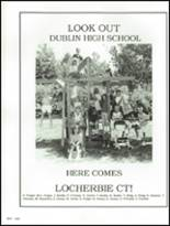 1992 Dublin High School Yearbook Page 248 & 249