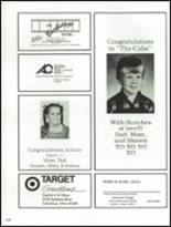 1992 Dublin High School Yearbook Page 252 & 253
