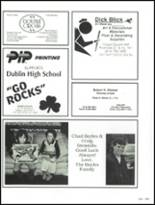 1992 Dublin High School Yearbook Page 268 & 269