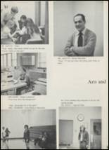1973 Stillwater High School Yearbook Page 24 & 25