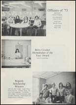 1973 Stillwater High School Yearbook Page 52 & 53