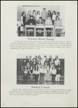 1973 Stillwater High School Yearbook Page 70 & 71
