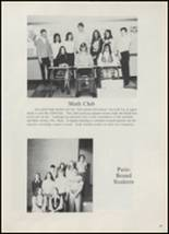 1973 Stillwater High School Yearbook Page 72 & 73