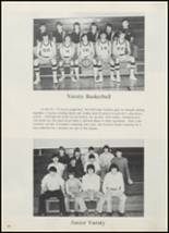1973 Stillwater High School Yearbook Page 82 & 83