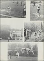 1973 Stillwater High School Yearbook Page 90 & 91