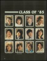 1985 Mt. Tahoma High School Yearbook Page 36 & 37