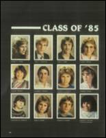 1985 Mt. Tahoma High School Yearbook Page 50 & 51