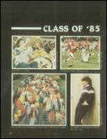 1985 Mt. Tahoma High School Yearbook Page 52 & 53