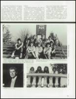 1985 Mt. Tahoma High School Yearbook Page 82 & 83