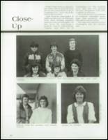 1985 Mt. Tahoma High School Yearbook Page 84 & 85