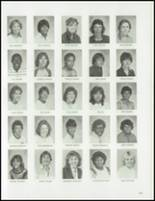 1985 Mt. Tahoma High School Yearbook Page 110 & 111