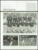 1985 Mt. Tahoma High School Yearbook Page 156 & 157
