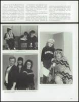 1985 Mt. Tahoma High School Yearbook Page 182 & 183