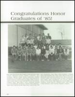 1985 Mt. Tahoma High School Yearbook Page 200 & 201