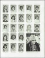 1985 Mt. Tahoma High School Yearbook Page 206 & 207