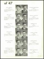 1947 Mt. Carmel High School Yearbook Page 26 & 27
