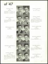 1947 Mt. Carmel High School Yearbook Page 32 & 33