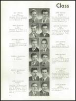 1947 Mt. Carmel High School Yearbook Page 34 & 35