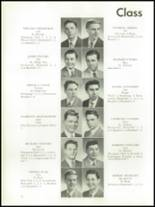 1947 Mt. Carmel High School Yearbook Page 36 & 37