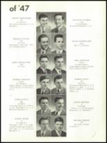 1947 Mt. Carmel High School Yearbook Page 38 & 39