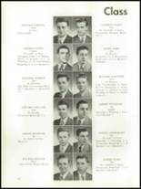 1947 Mt. Carmel High School Yearbook Page 42 & 43