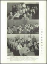 1947 Mt. Carmel High School Yearbook Page 52 & 53