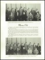 1947 Mt. Carmel High School Yearbook Page 76 & 77