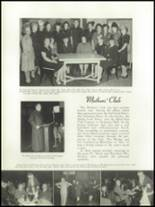1947 Mt. Carmel High School Yearbook Page 86 & 87