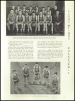 1947 Mt. Carmel High School Yearbook Page 110 & 111
