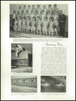 1947 Mt. Carmel High School Yearbook Page 124 & 125