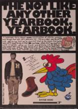 1988 Yearbook Hudson High School
