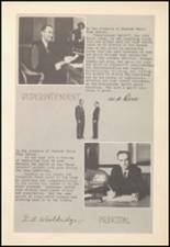 1939 Mineral Wells High School Yearbook Page 12 & 13
