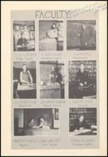 1939 Mineral Wells High School Yearbook Page 14 & 15