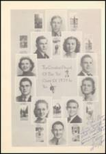 1939 Mineral Wells High School Yearbook Page 18 & 19