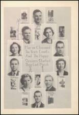 1939 Mineral Wells High School Yearbook Page 26 & 27