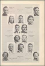 1939 Mineral Wells High School Yearbook Page 32 & 33