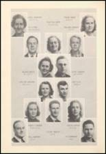1939 Mineral Wells High School Yearbook Page 36 & 37