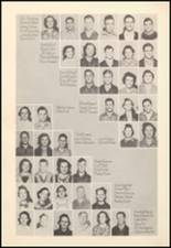 1939 Mineral Wells High School Yearbook Page 42 & 43