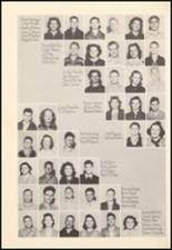 1939 Mineral Wells High School Yearbook Page 44 & 45