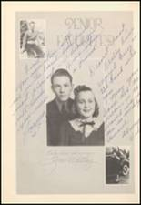 1939 Mineral Wells High School Yearbook Page 50 & 51