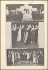 1939 Mineral Wells High School Yearbook Page 54 & 55