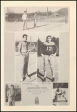 1939 Mineral Wells High School Yearbook Page 58 & 59