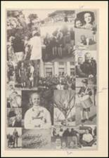 1939 Mineral Wells High School Yearbook Page 62 & 63