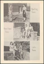 1939 Mineral Wells High School Yearbook Page 68 & 69
