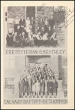1939 Mineral Wells High School Yearbook Page 76 & 77